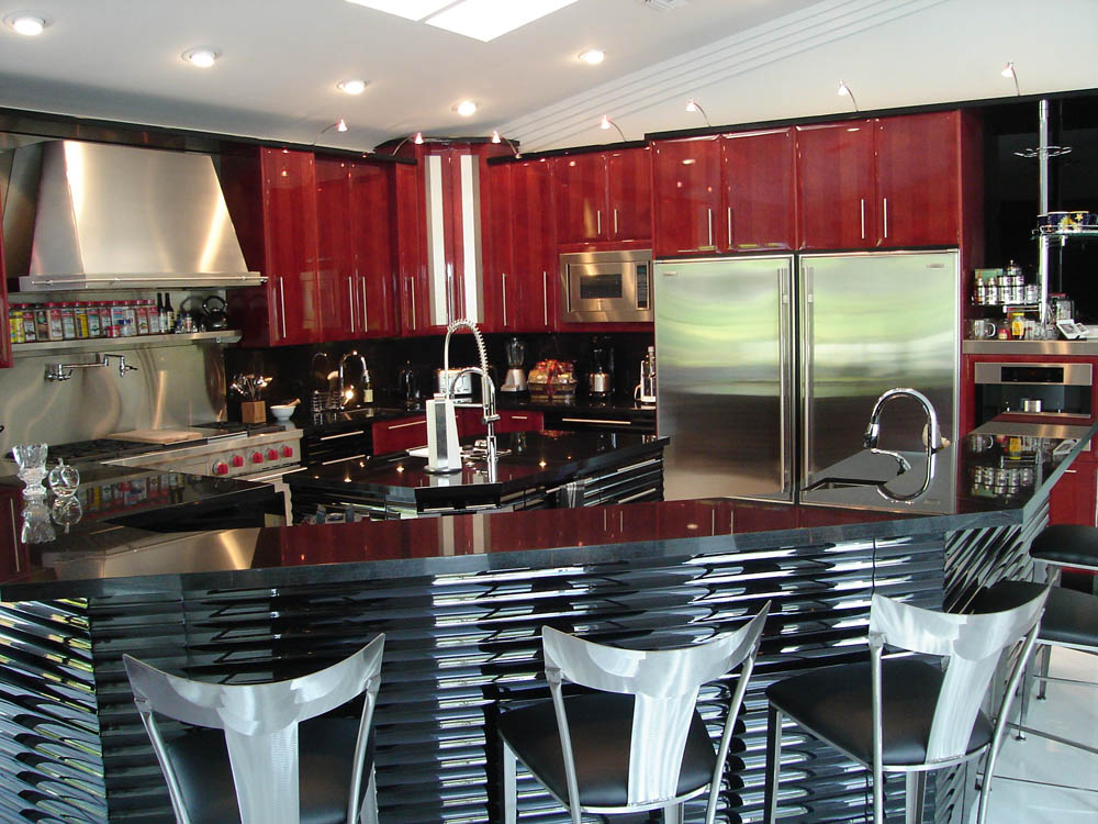 Contemporary Kitchen Design Bath Amp Kitchen Creations