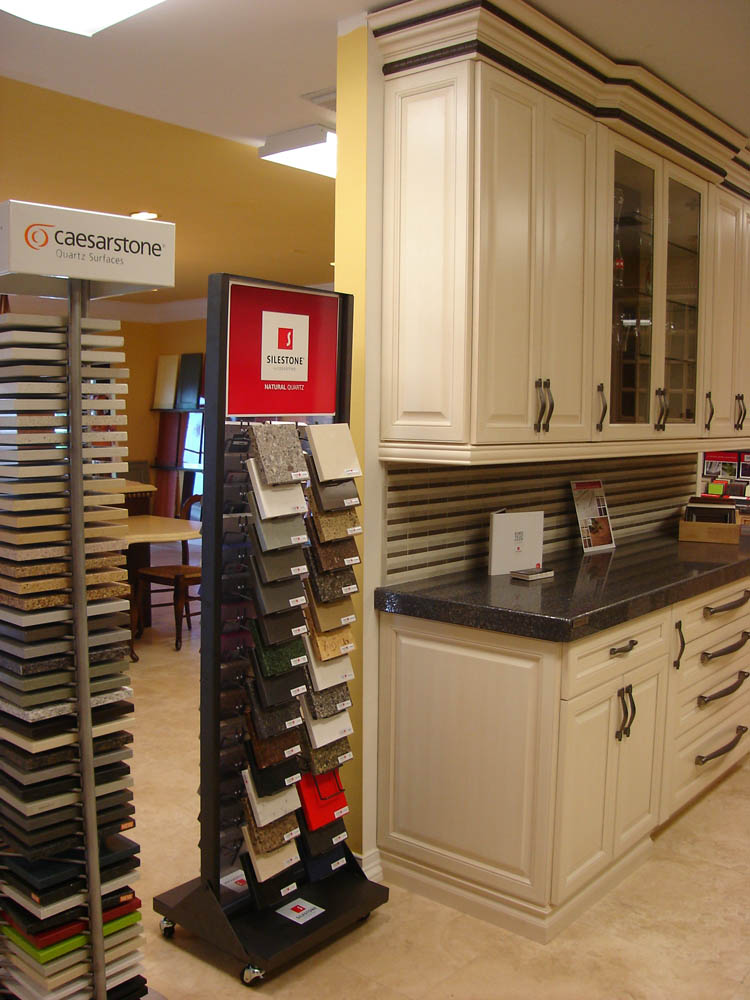 Kitchen Cabinet Showroom Ideas