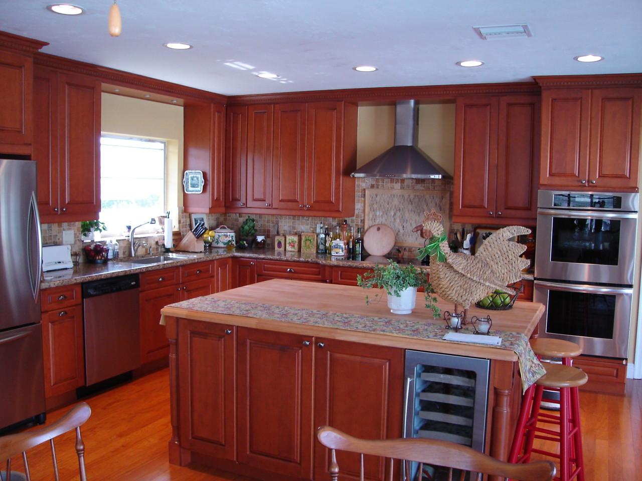 Traditional Kitchen Design Bath Amp Kitchen Creations