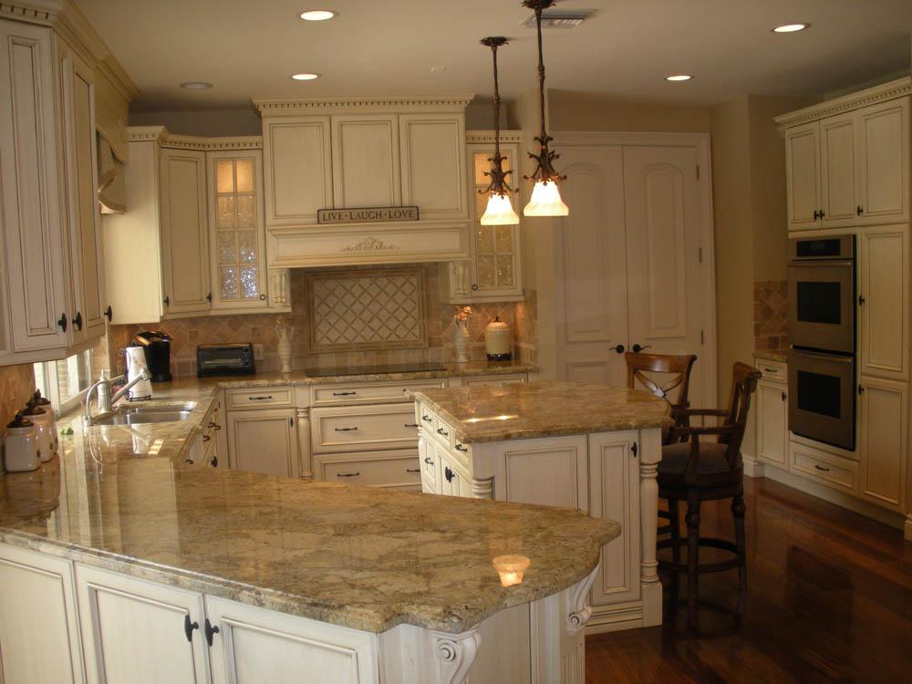 Traditional kitchen design bath kitchen creations - Kitchen remodeling and design ...