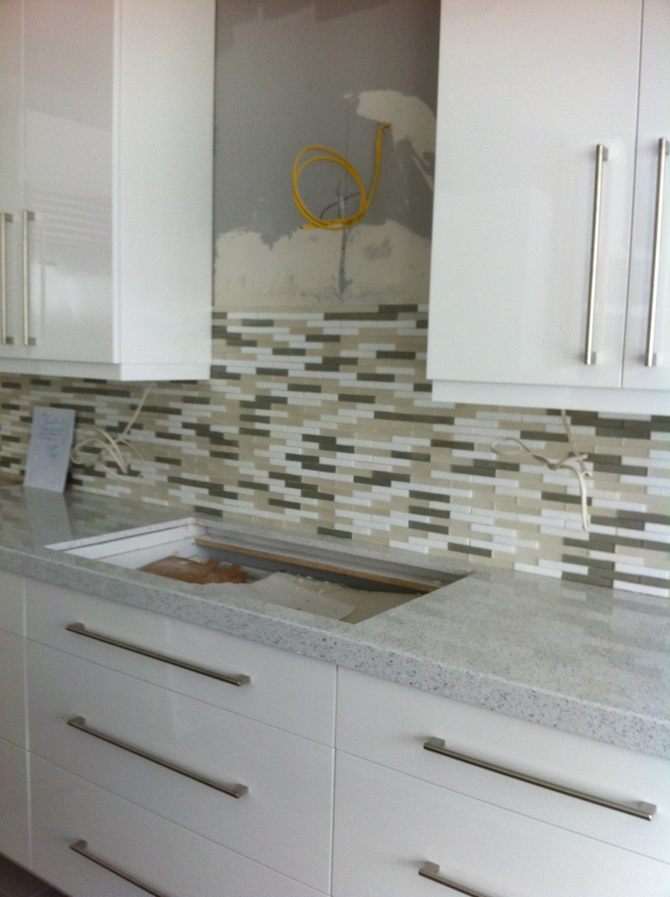 Palm beach kitchen remodeling from start to finish step 6 countertop